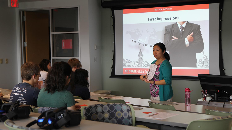 Global Training Initiative First Impressions Workshop